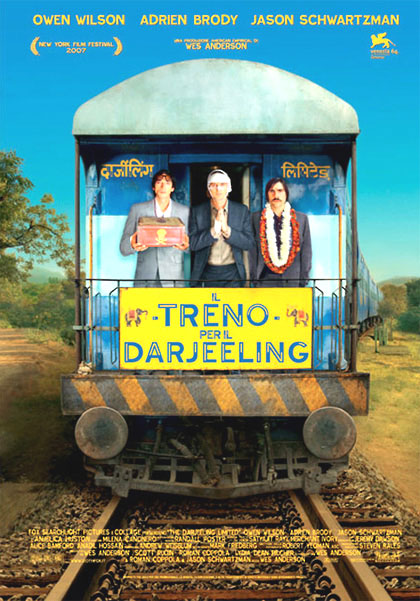 Darjeeling Limited (Wes Anderson) Post-47-1232200633